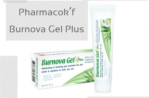 Pharmacok'f Burnova Gel Plus