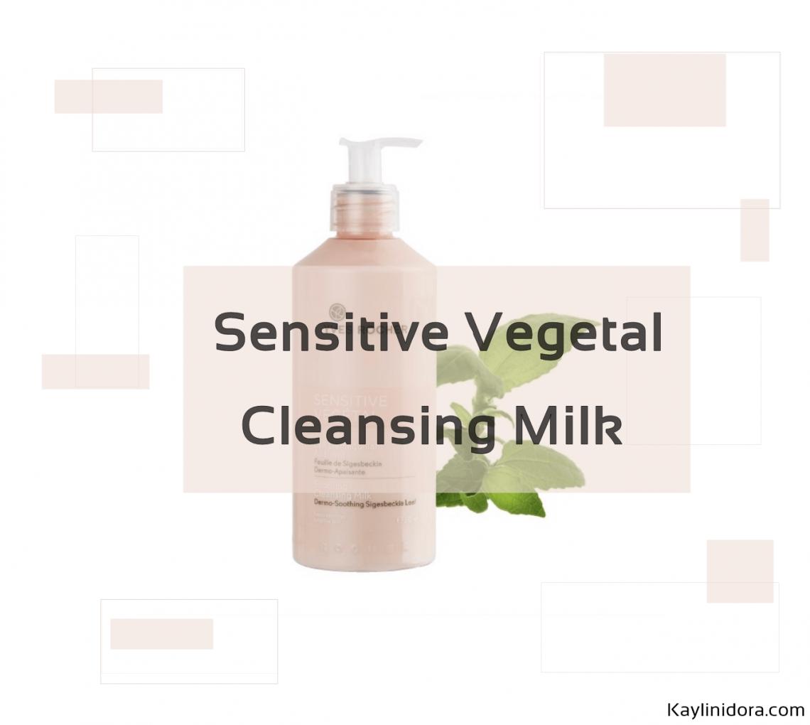 Sensitive Vegetal Cleansing Milk