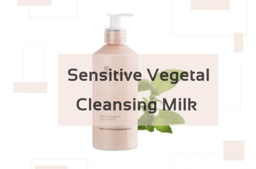 Sensitive Vegetal Cleansing Milk