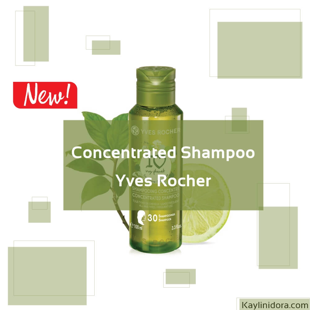 Concentrated Shampoo