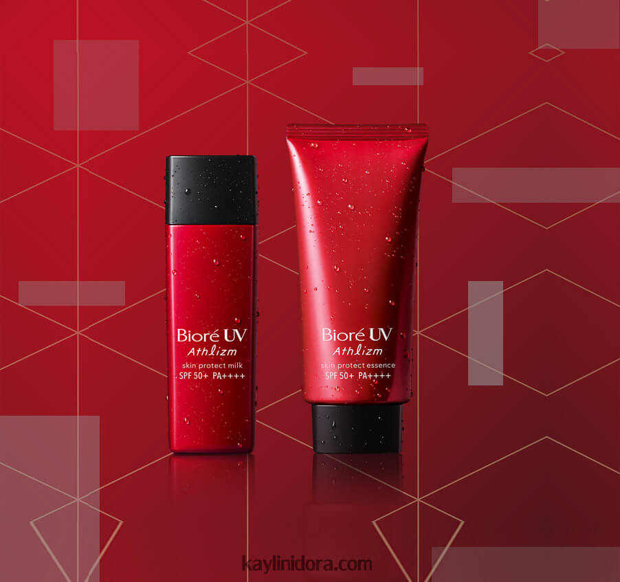 Biore UV Athlizm Skin
