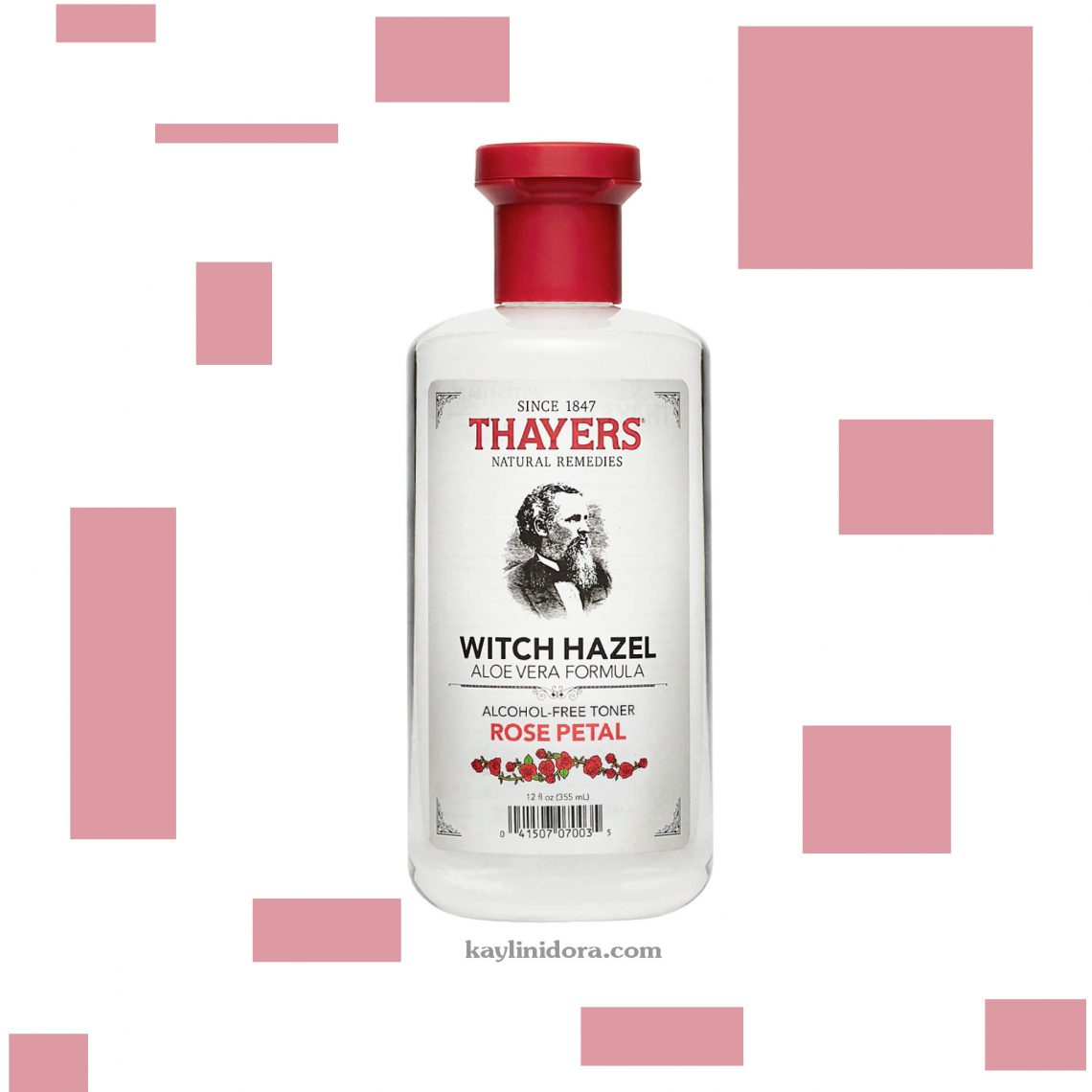 Thayers Rose Petal