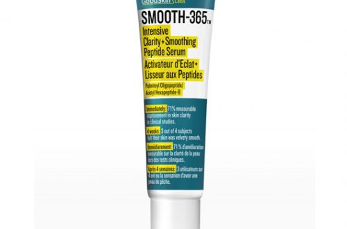 GoodSkin Labs SMOOTH-365 Intensive Clarity+Smoothing Peptide Serum
