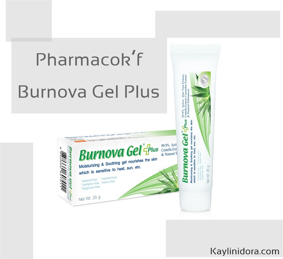 Pharmacok'f Burnova Gel Plus