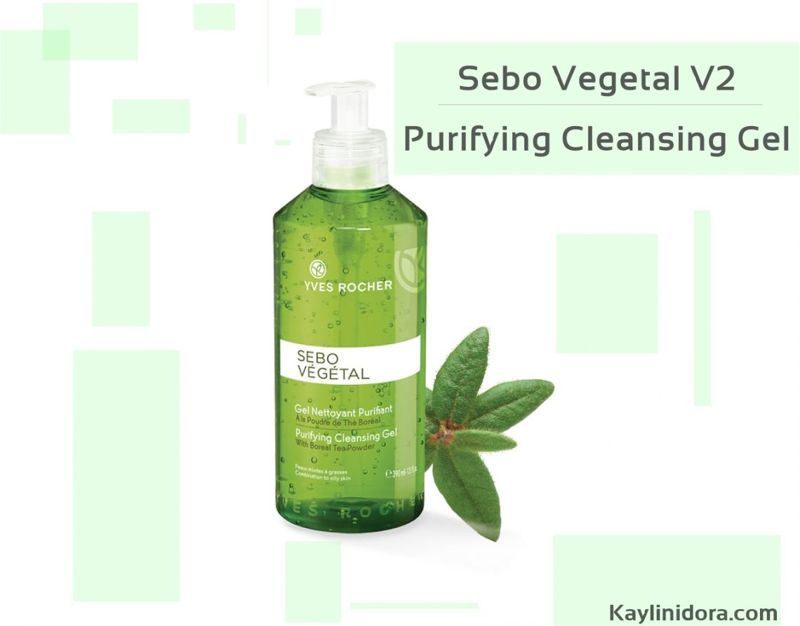 Sebo Vegetal V2 Purifying Cleansing Gel