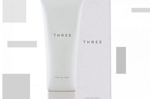 THREE Clearing Foam